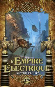 L'Empire Électrique - Victor Fleury affiche