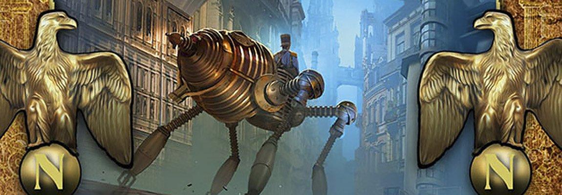 L'Empire Électrique : steampunk en délire !
