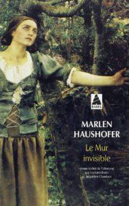 Le Mur Invisible - Marlen Haushofer affiche