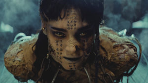 The Mummy (2017) Sofia Boutella