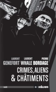 Crimes, Aliens & Châtiments affiche