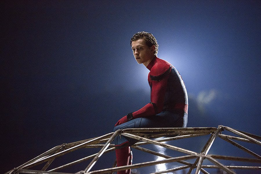 Spider-man Homecoming - Spiderman