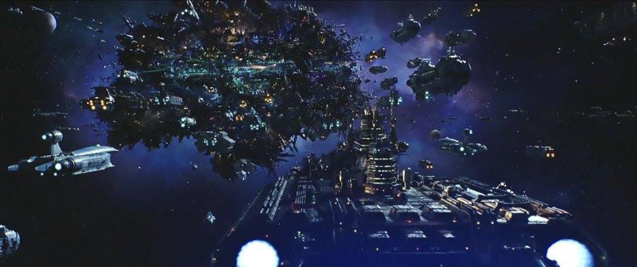 Valérian et la cité des mille planètes - Station Alpha