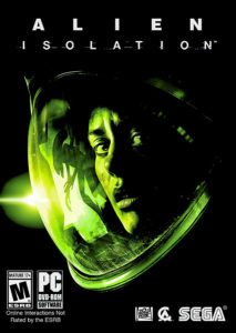 Alien Isolation affiche