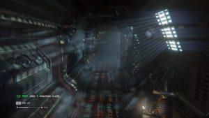 Alien Isolation - Décors