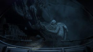 Alien Isolation - Space Jockey