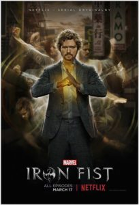 Marvel's Iron Fist affiche