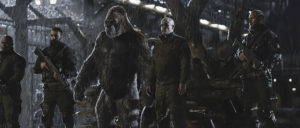 War for the Planet of the Apes - Donkeys
