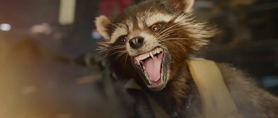 Les Gardiens de la Galaxie - Rocket Raccoon
