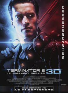 Terminator 2 3D affiche