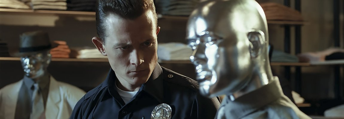 Terminator 2 3D – Toujours aussi culte !