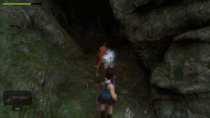 Tomb Raider The Dagger of Xian - Tigre