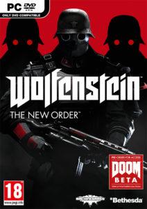 Wolfenstein The New Order affiche