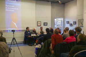 Les 14èmes Rencontres de l'imaginaire - Conférence Lovecraft