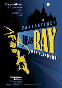Les 14èmes Rencontres de l'imaginaire - Jean Ray affiche