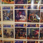 Les 14èmes Rencontres de l'imaginaire - Jean Ray affiches Harry Dickson 2