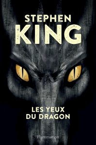 Les yeux du dragon - Stephen King affiche