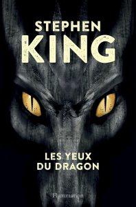 Les yeux du dragon - Stephen King affiche