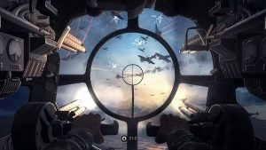 Wolfenstein The New Order - Tourelle