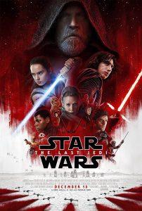 Star Wars Les derniers Jedi affiche