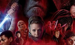 Star Wars The Last Jedi iau