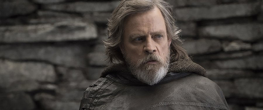 Star Wars The Last Jedi - Luke Skywalker