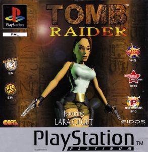 Tomb Raider 1 affiche