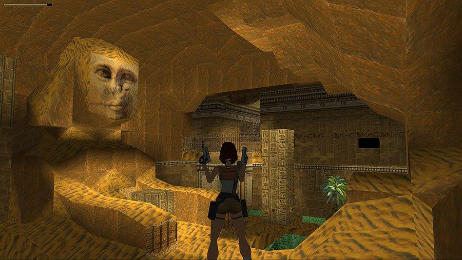 Tomb Raider 1 Egypte
