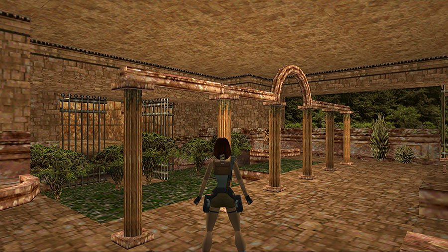 Tomb Raider 1 Grèce
