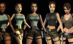 Tomb Raider 1 iau