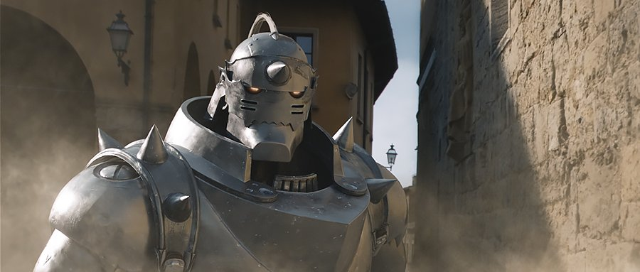 Fullmetal Alchemist film - Alphonse Elric