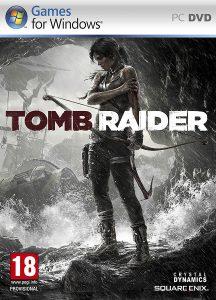 Tomb Raider (2013) affiche
