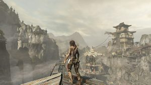 Tomb Raider (2013) - bidonville 2