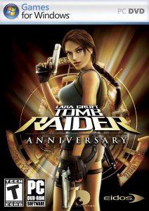 Tomb Raider Anniversary affiche