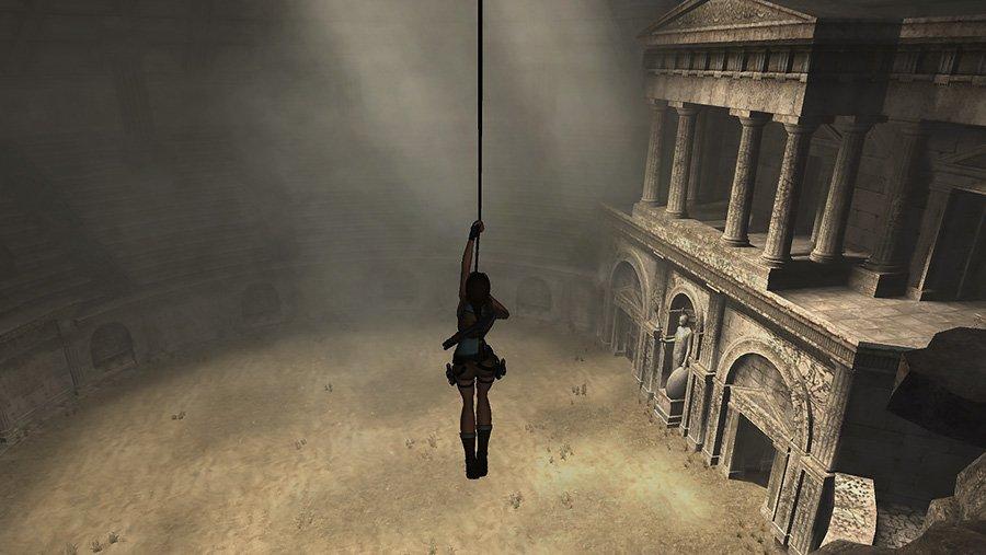 Tomb Raider Anniversary Grèce