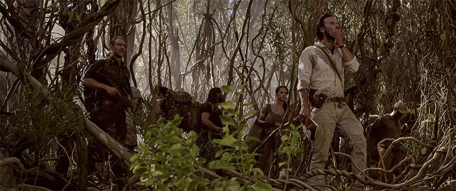 Tomb Raider film 2018 - Walton Goggins