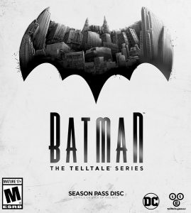 Batman The Telltale Series affiche