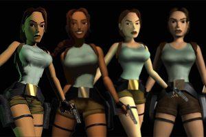 Saga Tomb Raider 1