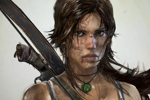 Saga Tomb Raider 2013