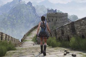 Saga Tomb Raider dox