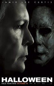 Halloween (2018) affiche