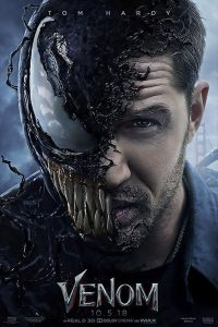 Venom (2018) affiche
