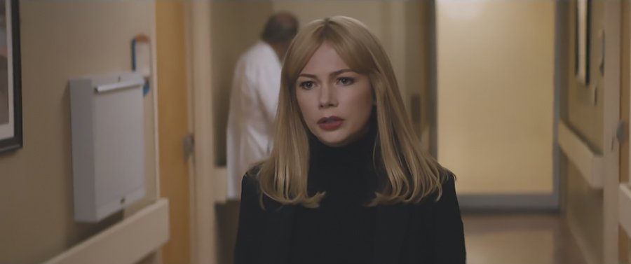 Venom (2018) - Anne Weying (Michelle Williams)
