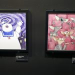 Utopiales 2018 Le petit bestiaire fantastique - Bibendum et Gremlins