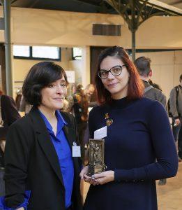 Les 15èmes Rencontres de l'imaginaire à Sèvres - Estelle Faye et Floriane Soulas