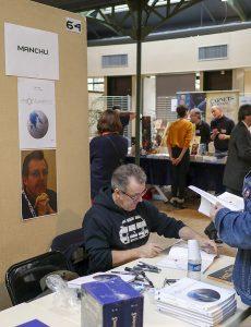 Les 15èmes Rencontres de l'imaginaire à Sèvres - Manchu