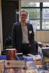 Les 15èmes Rencontres de l'imaginaire à Sèvres - Olivier Bérenval