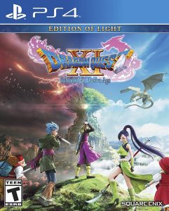 Dragon Quest XI affiche