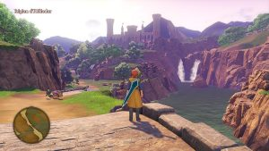 Dragon Quest XI - Château d'Héliodor