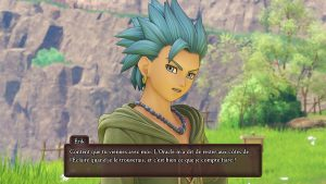 Dragon Quest XI - Erik